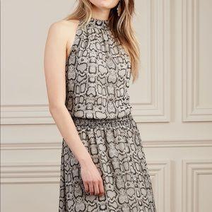 Stella & Dot Double Take Halter Dress